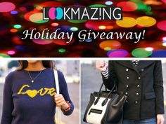 Britt & Whit + LookMazing giveaway!  Enter to win one of two amazing gifts!