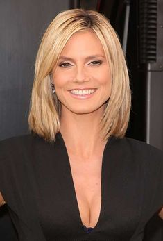 15 Best Heidi Klum Bob Haircuts | Bob Hairstyles 2015 - Short Hairstyles for Women