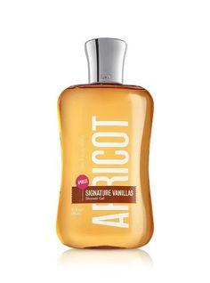 Bath and Body Works Apricot Vanilla Shower Gel 10 Oz by Bath & Body Works. $4.48