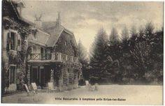 Proust visits the Villa Bassaraba.  One of the models for Féterne. ; http://translate.google.com/translate?hl=en&sl=fr&u=http://www.hicsum-hicmaneo.com/article-marcel-proust-au-bord-du-lac-de-geneve-par-timothy-shaw-118911425.html&prev=search