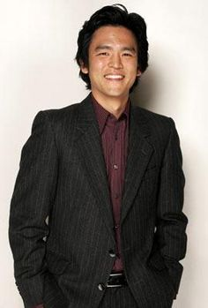 John Cho.  A youthful looking 40 years old.