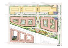 Parks at Monrovia Station Square | Architects Orange