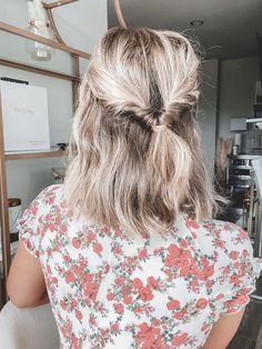 4 Short Hair Summer Hairstyles   Audrey Madison Stowe