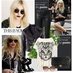 """""""Taylor Momsen style <3"""" by marijanakrasic on Polyvore"""