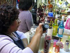 Dolores Velasco, a vendor at Sonora Market