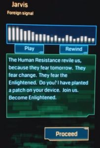 Ingress Augmented Reality Game by Google