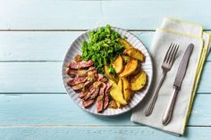 Most popular recipes - When Steak Met Potatoes