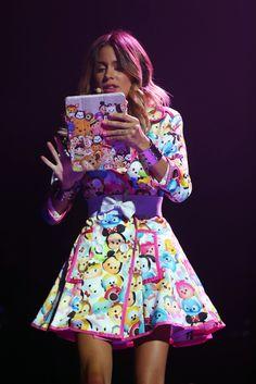 Violetta Live Tsum Tsum Martina Stoessel Disney