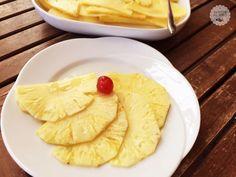 L'ananas marinato allo zenzero è un'ottima idea per gustare questo frutto dalle virtù drenanti e disintossicanti. Lo zenzero darà al frutto un gusto...