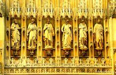 Canterbury Cathedral, Canterbury, Kent, UK