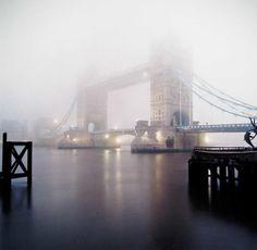 Early Morning Mist, Tower Bridge