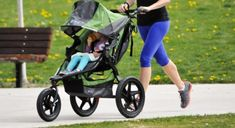 5 Things to Consider When Shopping for the Best Jogging Baby Stroller - Baby Strollers Jogging - Ideas of Baby Strollers Jogging - 5 Things to Consider When Shopping for the Best Jogging Baby Stroller Baby Stroller Brands, Cheap Baby Strollers, Baby Girl Strollers, Toddler Stroller, Double Strollers, Twin Strollers, Baby Prams, Toddler Toys, Baby Toys
