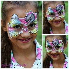 Here is a pony mask inspired by @ronniemenaart.  By Olga