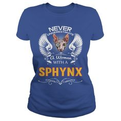 SPHYNX SUPER POWER OF A WOMAN WITH A SPHYNX CAT .  Super Power Of A Woman With A Sphynx Cat Tees and Hoodies.Check More 100k Design(Copy/Paste)