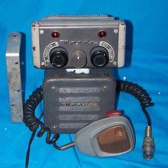 vintage motorola radio | Vintage Police & Fire Radios at dcaptain.com