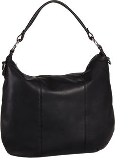 Bodenschatz Wrinkle Up Pouch Bag Black - Beuteltasche