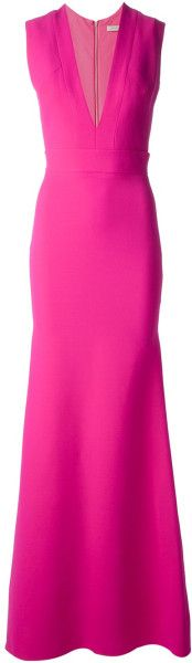 VICTORIA BECKHAM : Evening Dress @Lyst wow is the only word to describe this dress!