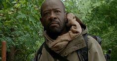 Fear the Walking Dead   Morgan já aparece no set da série derivada