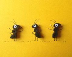 Afbeeldingsresultaat voor folding paper boxes ant themed