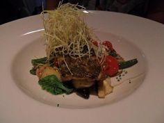 Corvina from Gioco #restaurant #Chicago