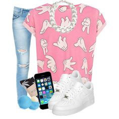 305 to My City?, created by dope-goddess on Polyvore