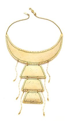 Vanessa Mooney Fall 2013, Ways of Old Necklace