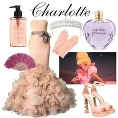 The Princess and The Frog - Charlotte La Bouff     THATDRESS!!