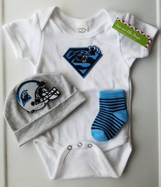 Items similar to North Carolina Panthers baby outfit carolina panthers baby baby  carolina newborn panthers nc panthers baby panthers newborn baby nc ... 988125988