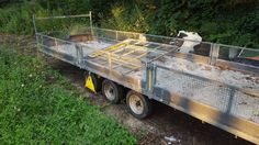Bateson 23ft Trailer with Ramp