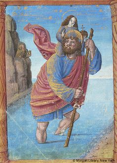 Book of Hours, MS M.250 fol. 139v - Images from Medieval and Renaissance Manuscripts - The Morgan Library & Museum
