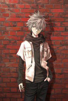 #Evangelion Attractive Character