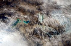 Aral sea, Kazakhstan