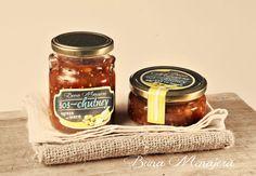 Sos chutney agrese cu mere de vara | Buna Menajera Chutney, Candle Jars, Gallery, Link, Roof Rack, Chutneys