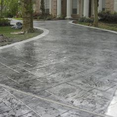 1000 images about painted concrete on pinterest epoxy painted concrete floors and garage for Exterior concrete driveway paint