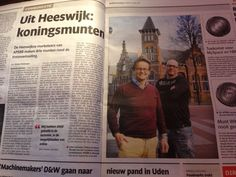 Canday Brabants Dagblad - John Lommers - Hennie Bouwe