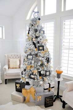 Glam Christmas Tree. Next in line.