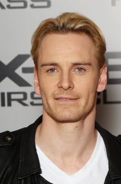 Michael Fassbender was so adorable. I don't know why he hates it.