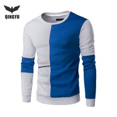 e15721a01962 2017 New Autumn Fashion Brand Casual Sweatshirt O-Neck Patchwork Slim Fit  Knitting Mens Hoodies And Pullovers Men Pullover 9238. Anna Welch