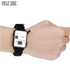 Golf Wrist Watch Scoring Device