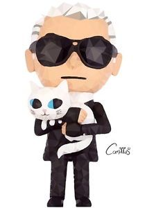 Chanel-Art-Cat-Art-Karl-Lagerfeld-Choupette-Art-Chanel-Fashion-Illustration