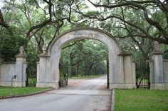 Georgia State Parks & Historic Sites- Wormsloe