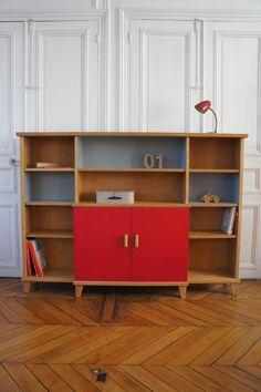 Bureau du demi si cle sam bureau pieds compas bureau vintage - Petit bureau vintage ...