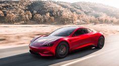 Nuevo Tesla Roadster: el coche más rápido del mundo