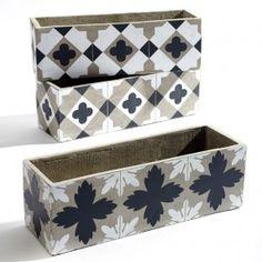 vos plantes vous diront merci diy un cache pot vintage. Black Bedroom Furniture Sets. Home Design Ideas