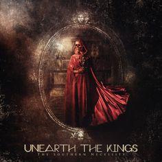 Unearth The Kings. Album artwork