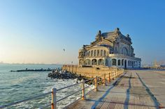 Constanţa is a coastal Black Sea town in southern Dobruja, Romania, the second most important city in the country and, during summer, a beautiful touristic city. It is the capital of Constanta county and Romania's largest seaport, a great city to begin to explore the wonders of the sea.