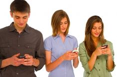 OMG - 100 Common Text and Social Media Acronyms Decoded: Teens often prefer texting over face-to-face conversation.