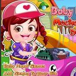 Baby Hazel Mechanic