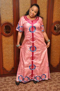 Mode sénégalaise pour la korité                              …