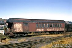 Copper Range Railroad no. 25 as it appeared in Sept. 1962 in Houghton, Michigan. Ray Buhrmaster photo.